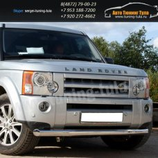 Защита передняя d76 Land Rover Discovery 3 2004+  /295-21