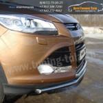 Защита бампера d42,4/42,4мм FORD KUGA 2013+
