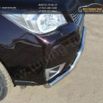 Защита бампера кенгурин d60,3 мм SUBARU Forester 2013+