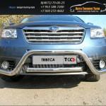 Защита передняя кенгурин d60,3 Subaru Tribeca 2008+