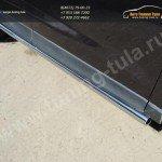 Пороги труба d60,3 мм SUBARU Forester 2013+