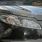 Реснички / Накладки на фары INFINITI FX 35 2003-2008