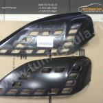Накладки фар/ Реснички на Ниссан X-TRAIL T31