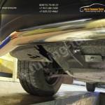 Инструкция по установке Защита передняя Line d60/ Нерж. сталь / VW T5 Transporter 2003+ 2010+