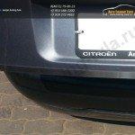 Накладка из нержавеющей стали на кромку двери багажника/ Кант Alufrost Польша