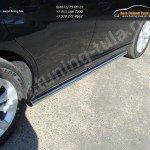 Пороги  труба d60,3 Toyota VENZA 2013+