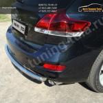 Защита заднего бампера d60.3 Toyota VENZA 2013+