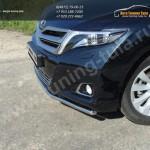 Защита переднего бампера d42.4 Toyota VENZA 2013+