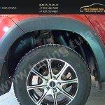 Подкрылки/локера задних колес АБС-пластик Рено Дастер / Duster