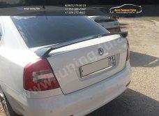 Спойлер крышки багажника Skoda OCTAVIA II A5 2004+ /арт.710