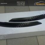 Накладки на фары /реснички Абс-пластик/ VW JETTA VI с 2010 +