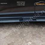 Комплект порогов /АБС-пластик/ KIA SORENTO R 2010+