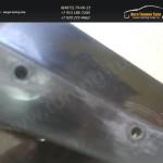 Спойлер крышки багажника Skoda OCTAVIA II A5 2004+