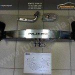 ТСУ - Фаркоп  Балтекс/ Baltex Mitsubishi Pajero 4 (3/5 дверей), 2008- (14.2062.56)