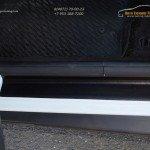 Накладки в проемы передних и задних дверей КАРТ Рено Дастер / арт.289-86-1