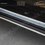 Накладка на порог боковой двери L3H2, L3H3 Peugeot Boxer/Citroen Jumper/Fiat Ducato