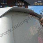 Спойлер крышки багажника  на распашные двери VW T5 2003+