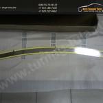 Накладка заднего бампера от царапин нерж. сталь MAZDA CX-5