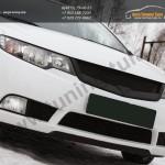 Решетка радиатора Sport/Абс-пластик /KIA Cerato 2/ Киа Церато 2