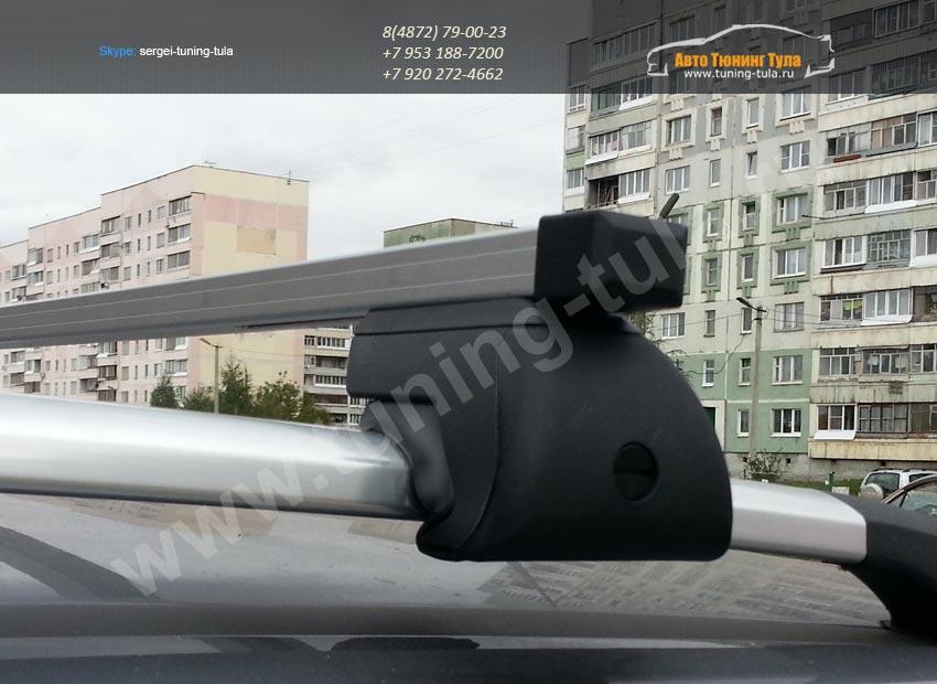 Багажник универсальный  ЕвроДеталь на рейлинги /арт.340-9