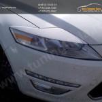 Накладки на фары / реснички / Ford Mondeo IV 2007 +