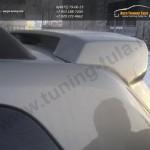 Спойлер-дефлектор Чистое стекло на Рено Дастер / Duster