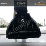 Багажник универсальный аэро профиль ЕвроДеталь на рейлинги