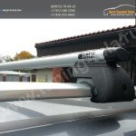 Багажник универсальный аэро профиль ЕвроДеталь