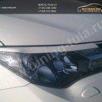 Накладки на фары / реснички / Toyota RAV4 2013+