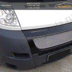 Решетка радиатора с сеткой Ситроен Jumper 2006+/Пежо Boxer 2006+/Фиат Ducato 2012+