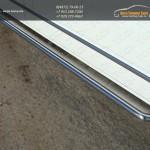 Пороги d42 с площадкой нерж. лист VW T5 Multivan 2013+
