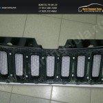 Тюнинг решетка радиатора вариант 2 Рено Дастер / Duster