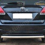 Защита заднего бампера d63 (дуга) Toyota VENZA 2013+