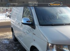 Накладки на зеркала / Нерж. сталь Omsa / VW AMAROK, T5 Multivan 2010 + / арт.27