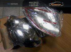 OMSA LINE 6606111-Накладки на зеркала – нерж сталь / Шкода YETI /арт.675-2