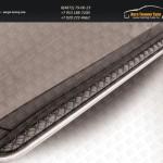 Пороги с листом d42 Suzuki SX-4 2014+