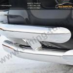Защита переднего бампера d63(секции) d63(уголки) Land Cruiser Prado 150 2009-2012