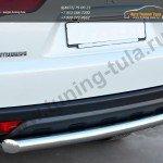 Защита заднего бампера d76 (дуга) Mitsubishi Pajero Sport 2013+