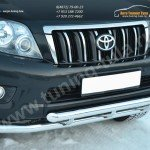 Защита переднего бампера d63(секции) d63(секции) Land Cruiser Prado 150 2009-2012