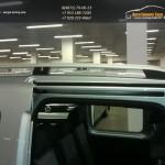 Рейлинги алюминиевые CAN VW Caddy 2010 +