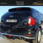 Зашита задняя d60 Ford EDGE 2014+