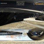 Защита картера алюминий d4мм  Ford EDGE 2014+