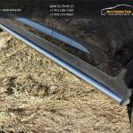 Пороги труба 60,3 мм Kia Sportage 2014+