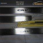 Накладки порогов /нерж. сталь/ Honda CR-V III 2007-2012