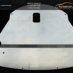 Защита картера (алюминий) 4 мм Nissan Qashqai 2014 +