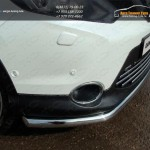 Защита передняя нижняя 60,3 мм Nissan Qashqai 2014 +