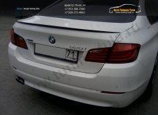 Лип спойлер багажника M-Стиль вар.1 BMW 5 series F10 2010+ / арт.744