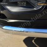 Защита переднего бампера d76 (секции) KIA SPORTAGE 2014-
