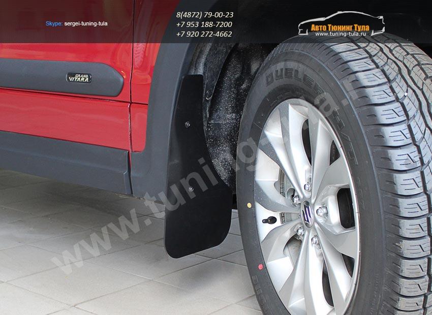 Брызговики Suzuki Grand Vitara 2008+/арт.701-7