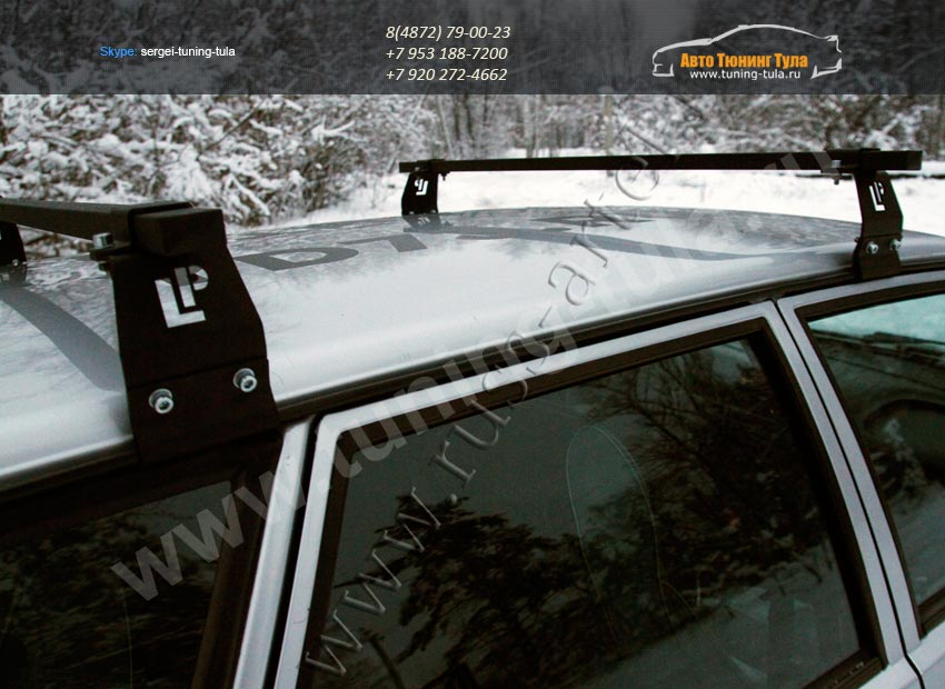 Багажник Lada 2114 все/арт.701-16